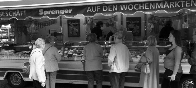 Małomiasteczkowe niemieckie życie.