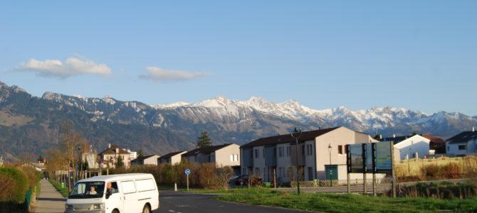 Życie w Szwajcarii..