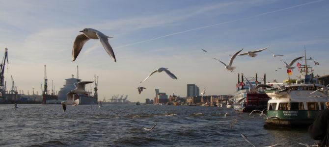 Nie jedź do Hamburga na weekend! Jedź tam na tydzień!